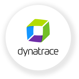 Logotipo da Dynatrace
