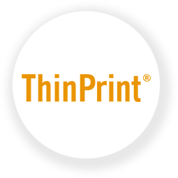Logotipo da ThinPrint
